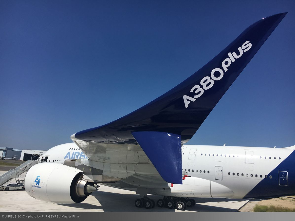 Can Plus Make a Difference? Airbus Reveals A380 Re-Design